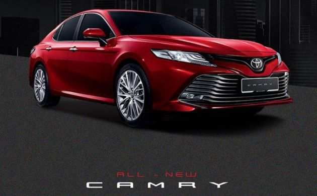 77 The 2019 All Toyota Camry Price Design And Review