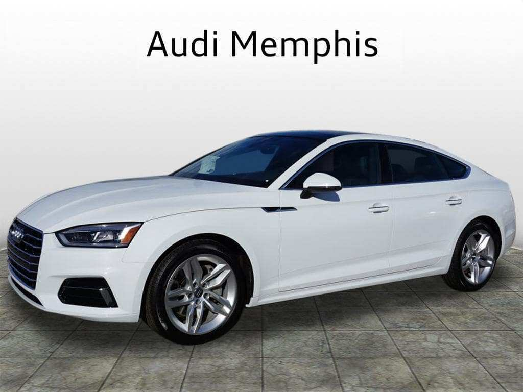 77 The 2019 Audi A5 Coupe Style