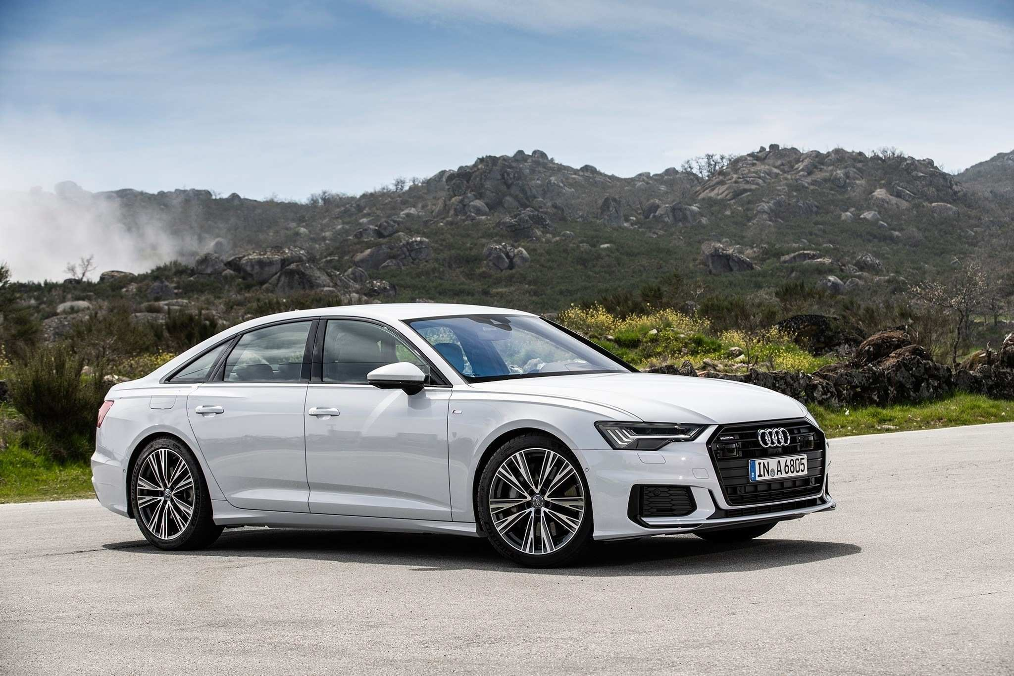 77 The 2019 Audi A6 Comes New Model And Performance