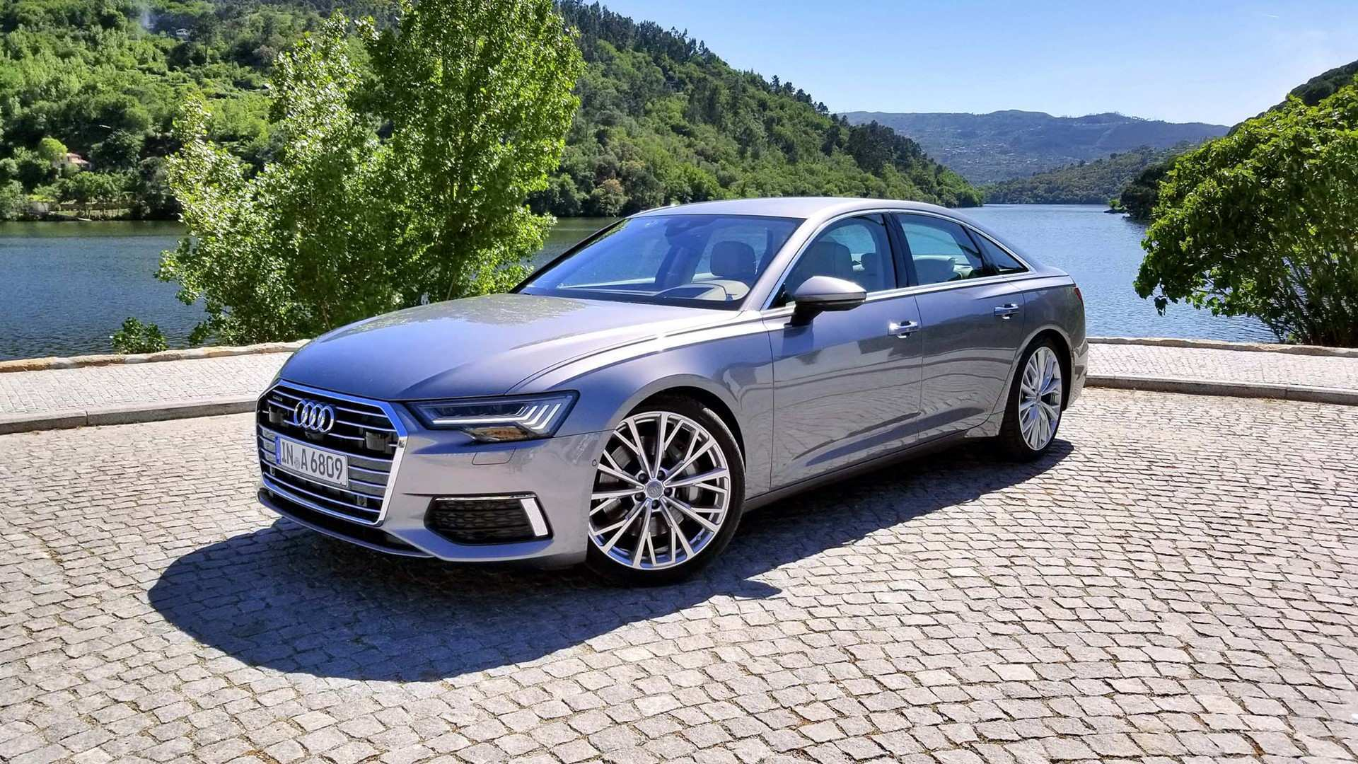 77 The 2019 Audi A6 Spy Shoot