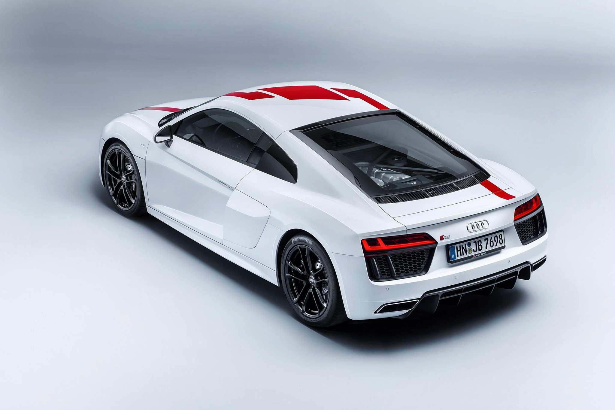 77 The 2019 Audi R8 LMXs New Concept