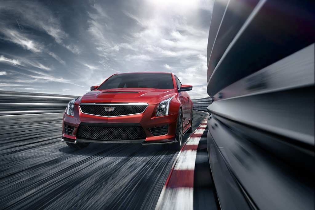 77 The 2019 Cadillac ATS V Coupe New Concept