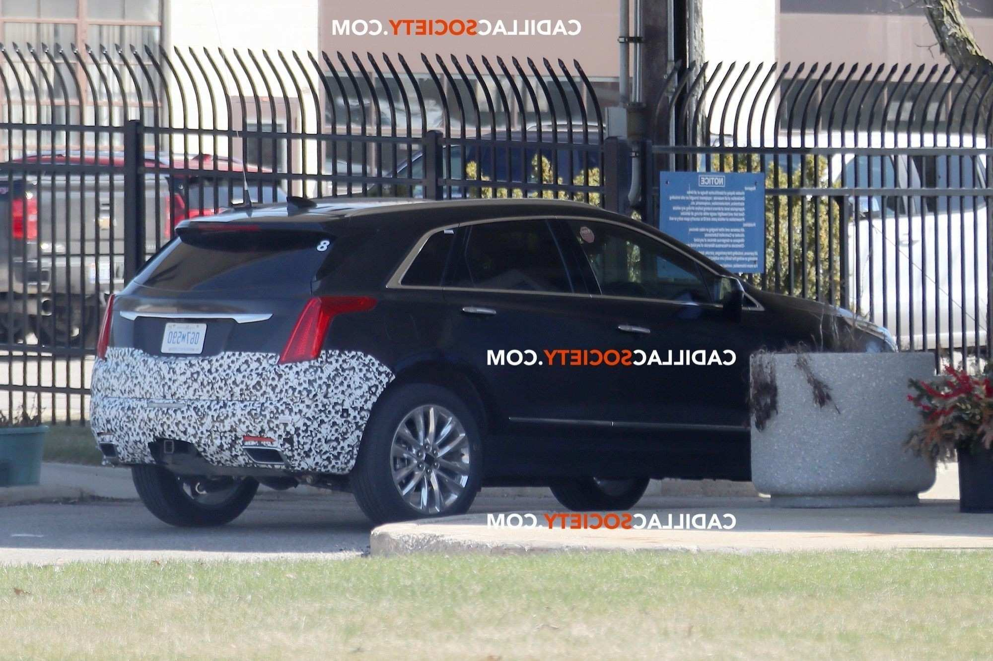 77 The 2019 Cadillac SRXSpy Photos Redesign And Review