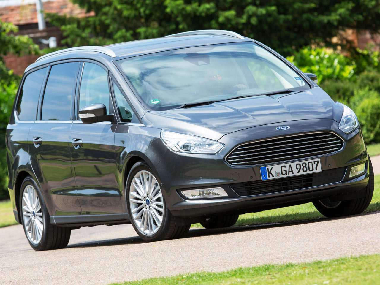 77 The 2019 Ford Galaxy History