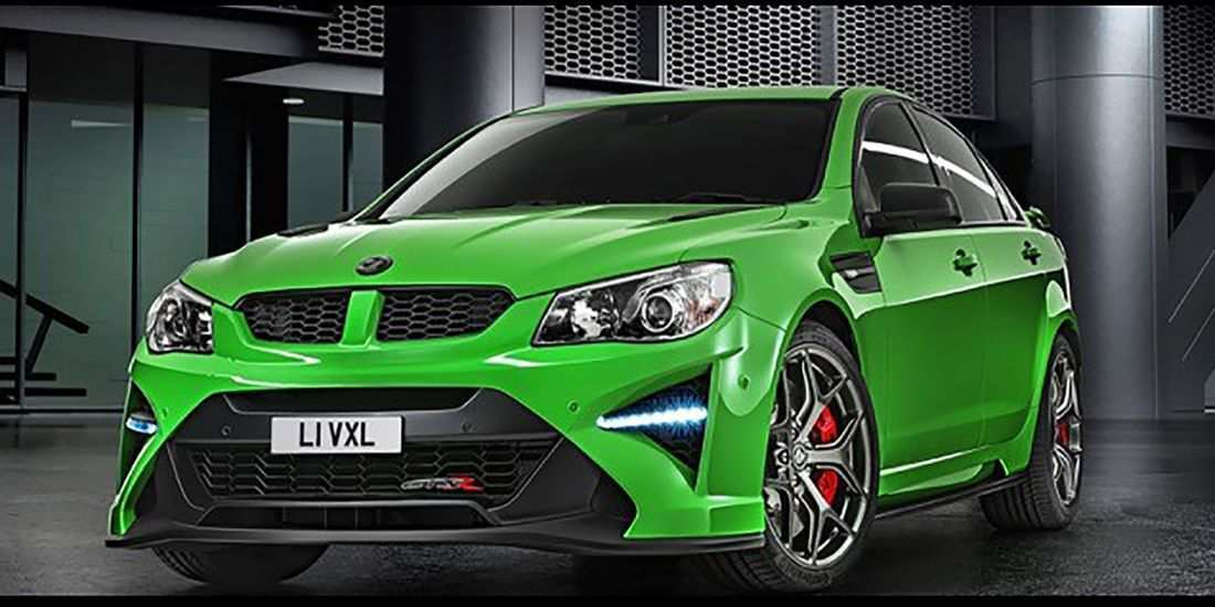 77 The 2019 Holden Commodore Gts Model