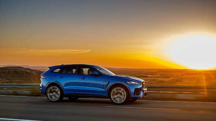 77 The 2019 Jaguar F Pace Svr 2 New Concept