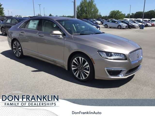 77 The 2019 Lincoln MKZ Hybrid Release