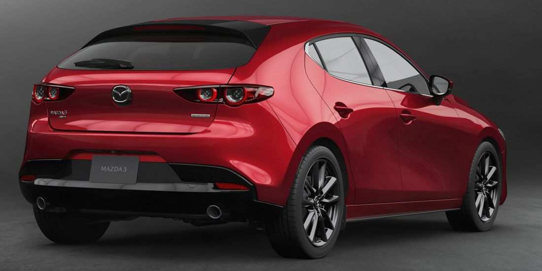 77 The 2019 Mazda 3 Overview