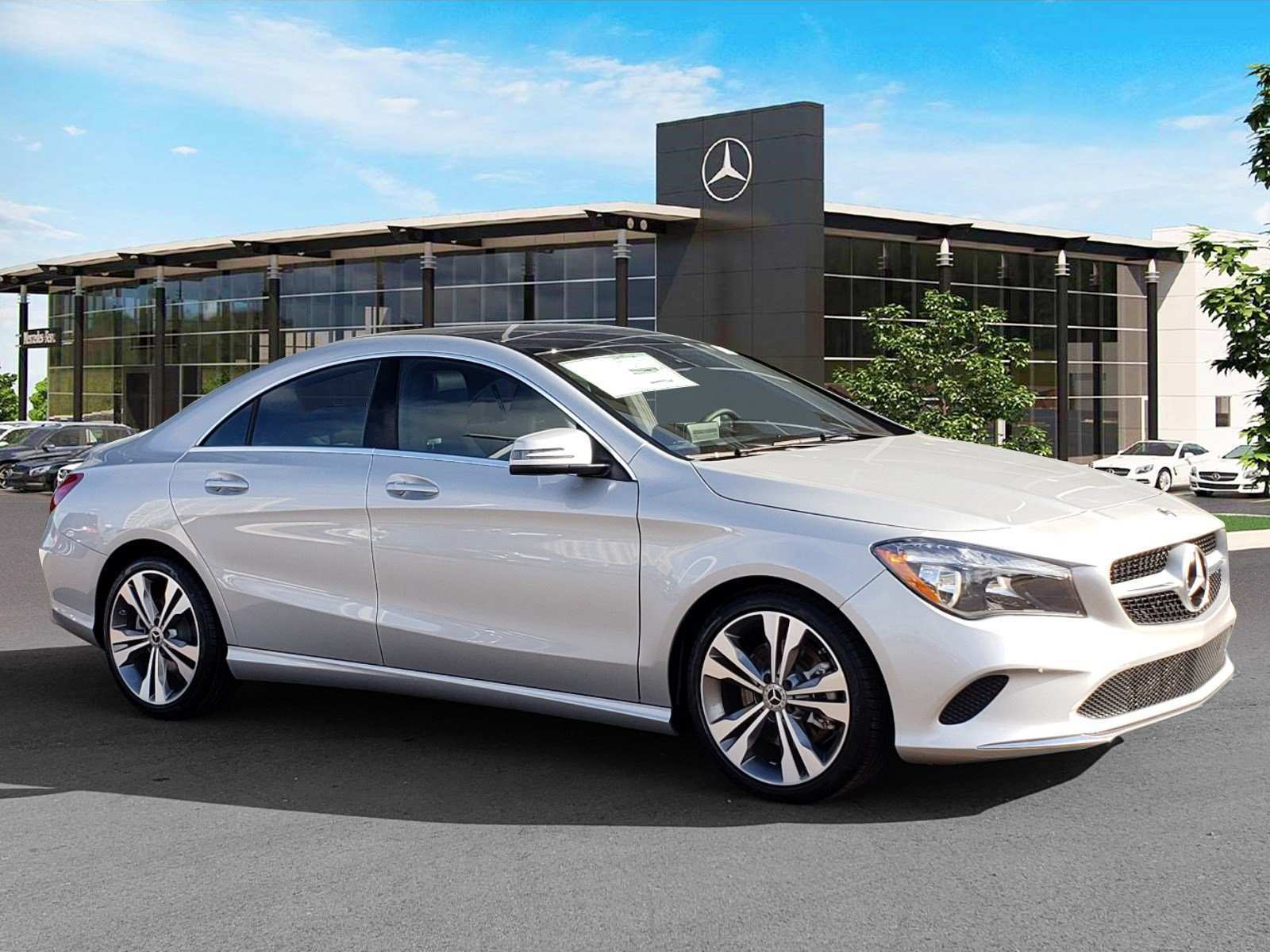 77 The 2019 Mercedes CLA 250 Performance