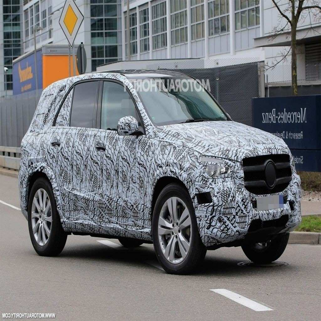 77 The 2019 Mercedes ML Class 400 Redesign And Review