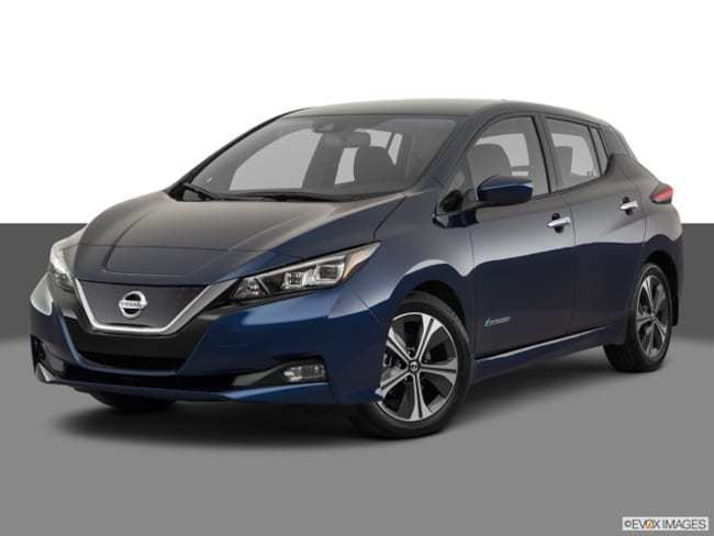 77 The 2019 Nissan Leaf Exterior And Interior