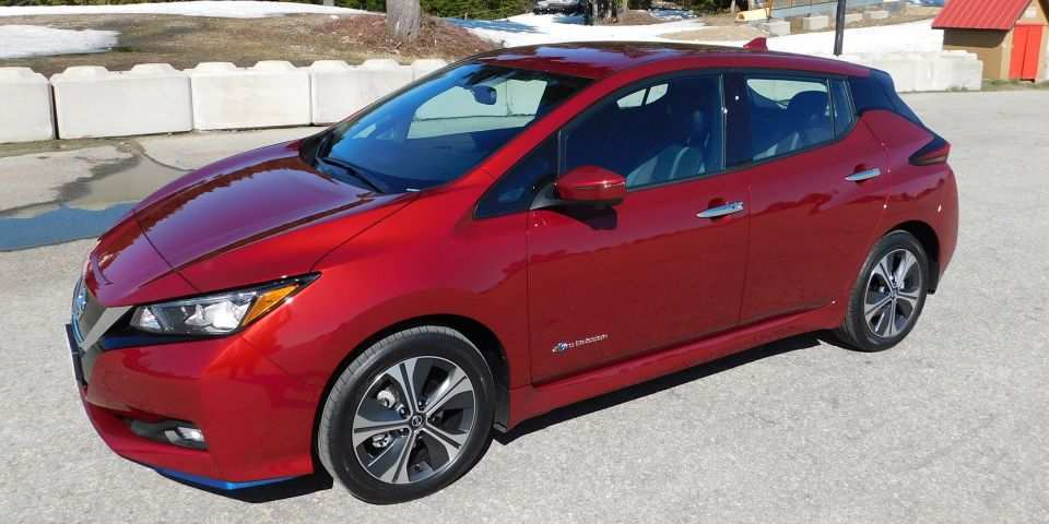 77 The 2019 Nissan Leaf Range Price And Release Date