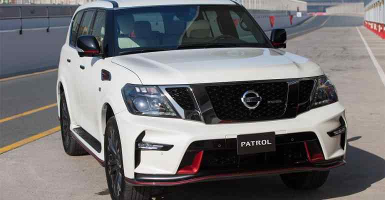 77 The 2019 Nissan Patrol Redesign