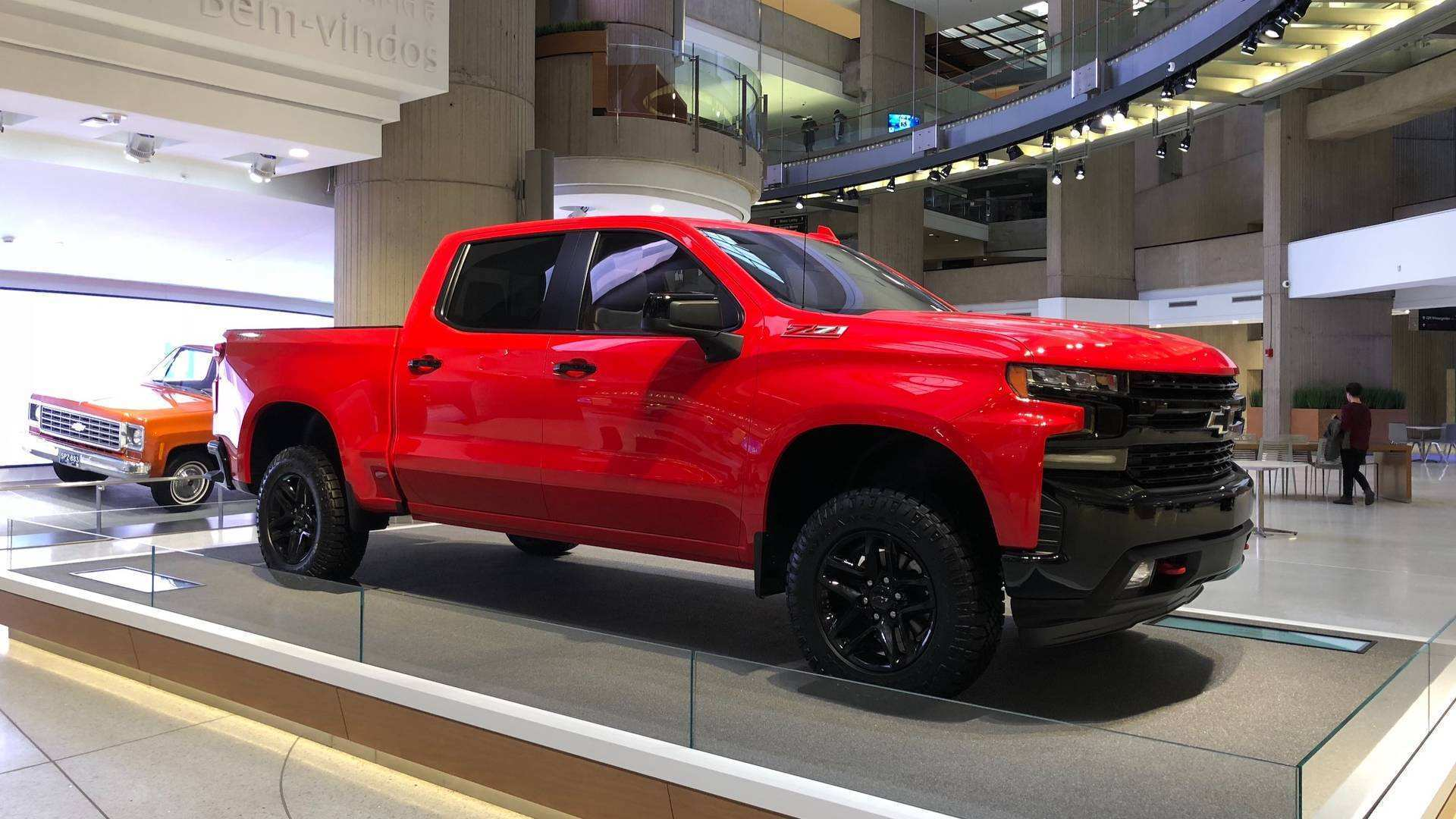 77 The 2019 Silverado 1500 Diesel Release Date And Concept