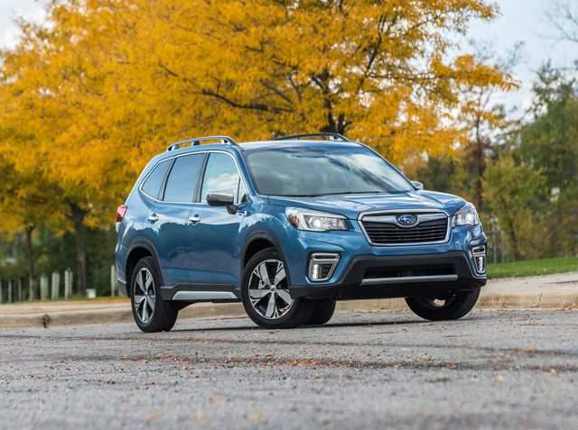 77 The 2019 Subaru Forester Interior