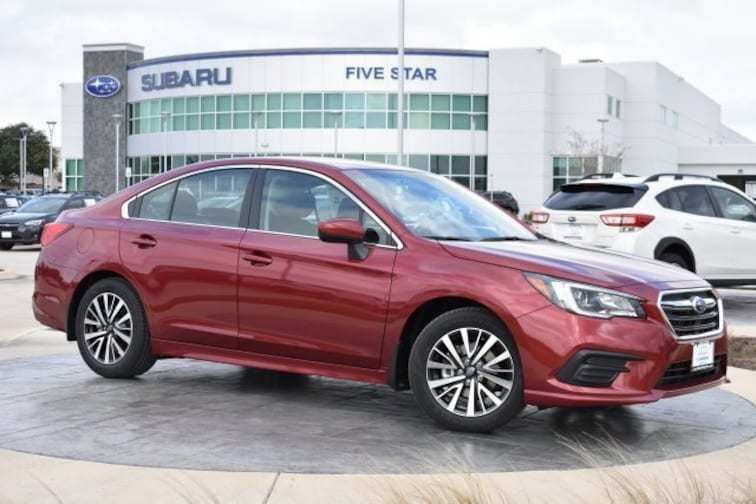 77 The 2019 Subaru Legacy Price Design And Review