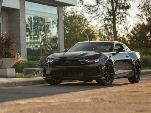 77 The 2019 The All Chevy Camaro Exterior And Interior