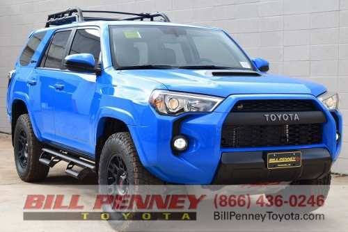 77 The 2019 Toyota 4Runner Rumors