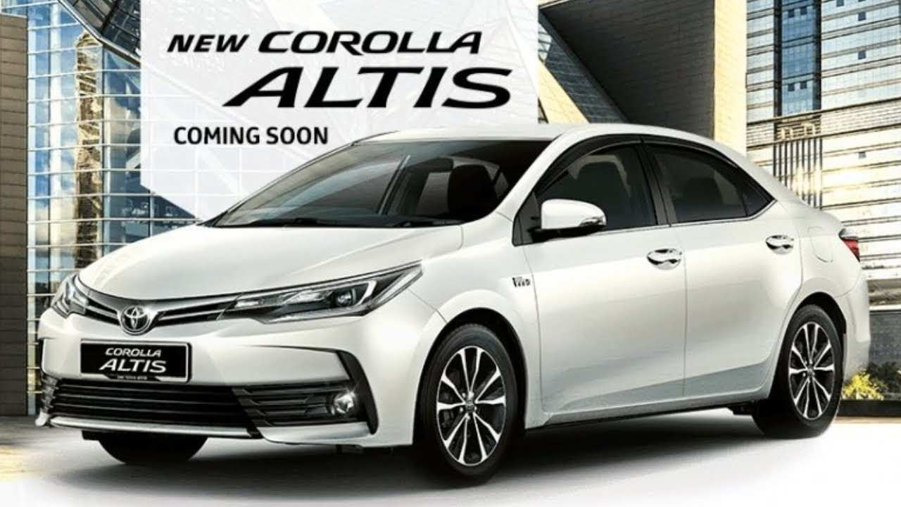 77 The 2019 Toyota Altis First Drive