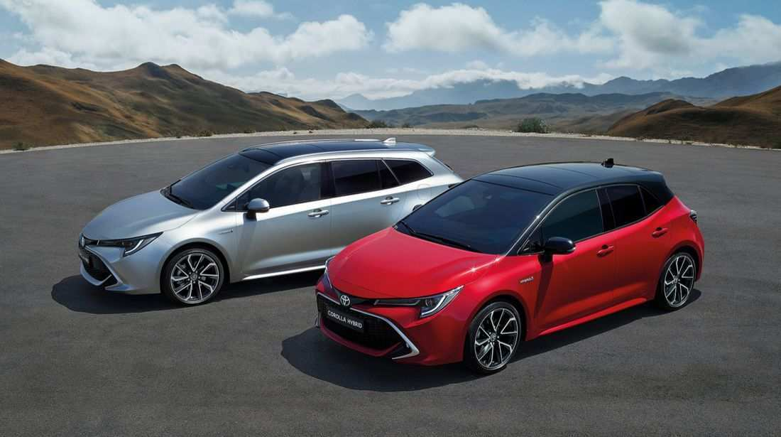 77 The 2019 Toyota Corolla Research New