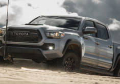 2019 Toyota Tacoma Diesel Trd Pro