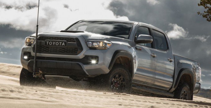 77 The 2019 Toyota Tacoma Diesel Trd Pro Overview
