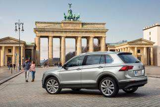 77 The 2019 VW Tiguan Pricing
