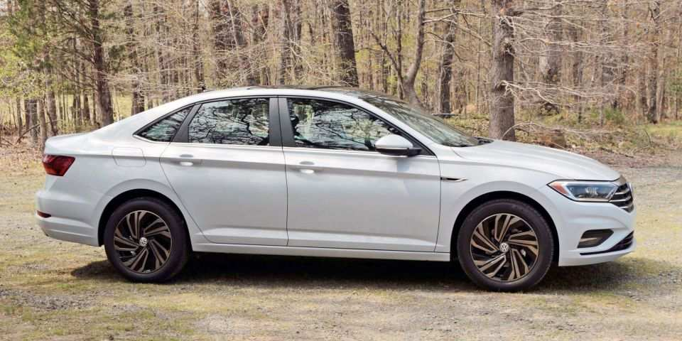77 The 2019 Volkswagen Jettas Price And Review