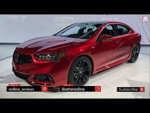 77 The 2020 Acura TLX Price