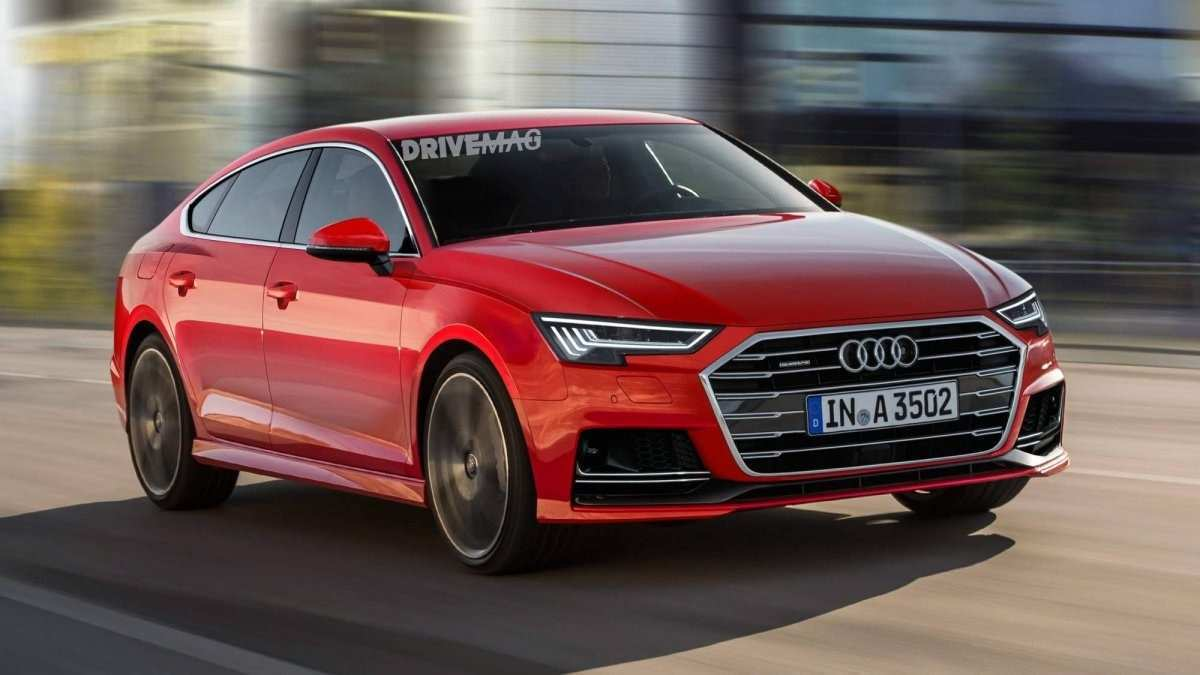 77 The 2020 Audi A5 First Drive