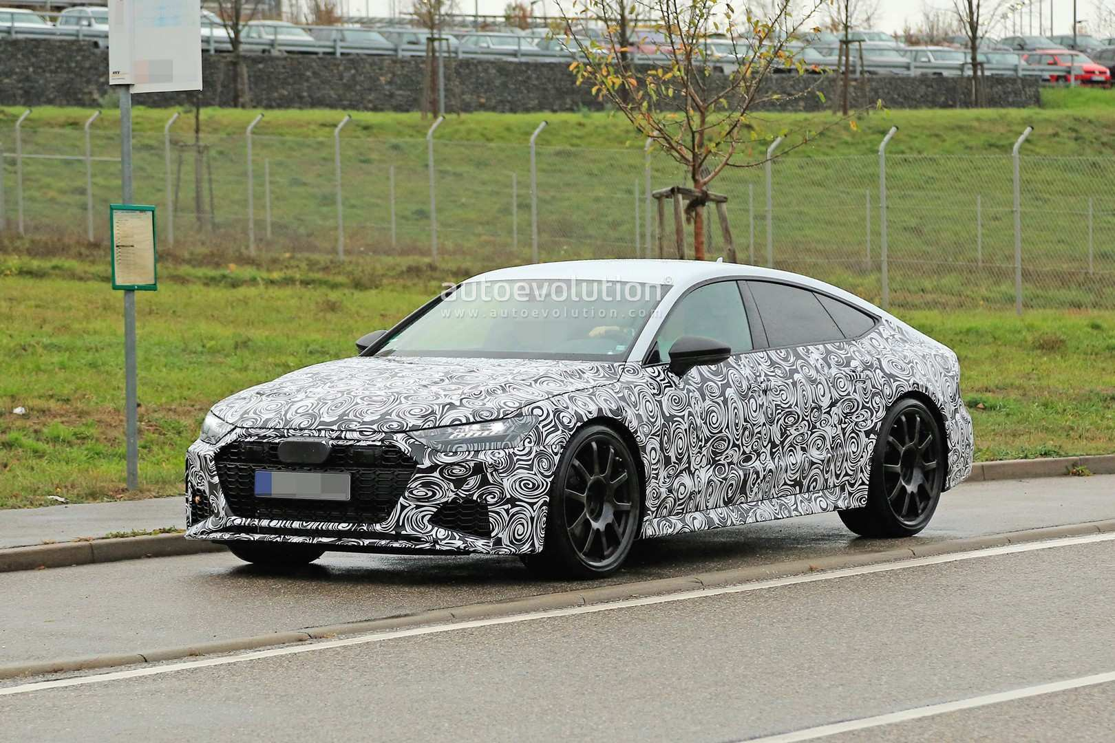 77 The 2020 Audi Rs7 Style