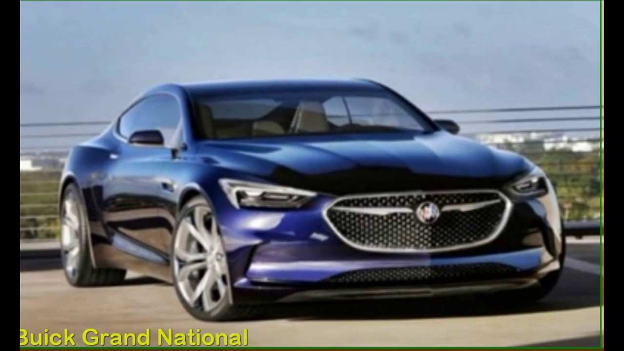 77 The 2020 Buick Grand Nationals Price
