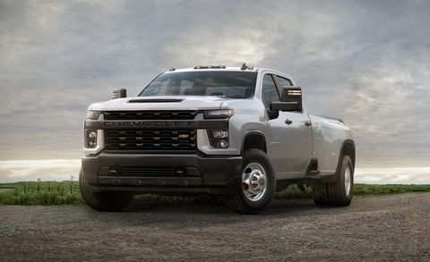 77 The 2020 Chevrolet Silverado 2500Hd High Country Price Design and Review