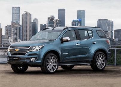 77 The 2020 Chevy Trailblazer Pictures