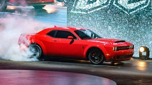 77 The 2020 Dodge Challenger Srt Exterior