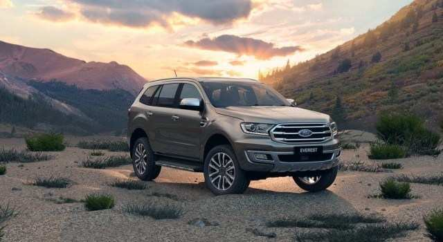 77 The 2020 Ford Everest Price Design And Review