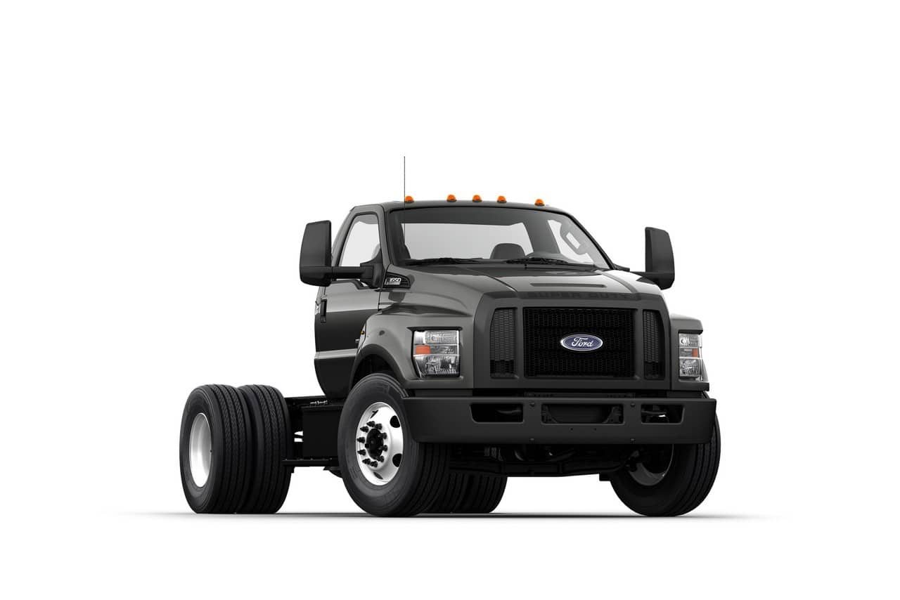77 The 2020 Ford F 650 F 750 Exterior