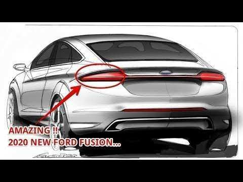 77 The 2020 Ford Fusion Pictures