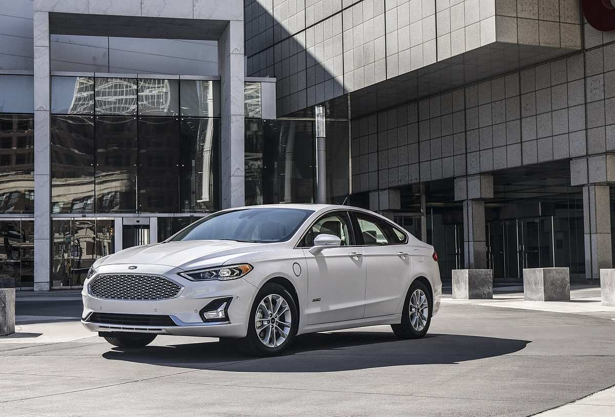 77 The 2020 Ford Mondeo Reviews