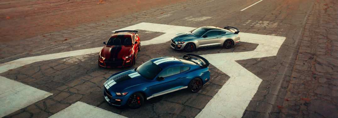 77 The 2020 Ford Mustang Shelby Gt 350 Configurations