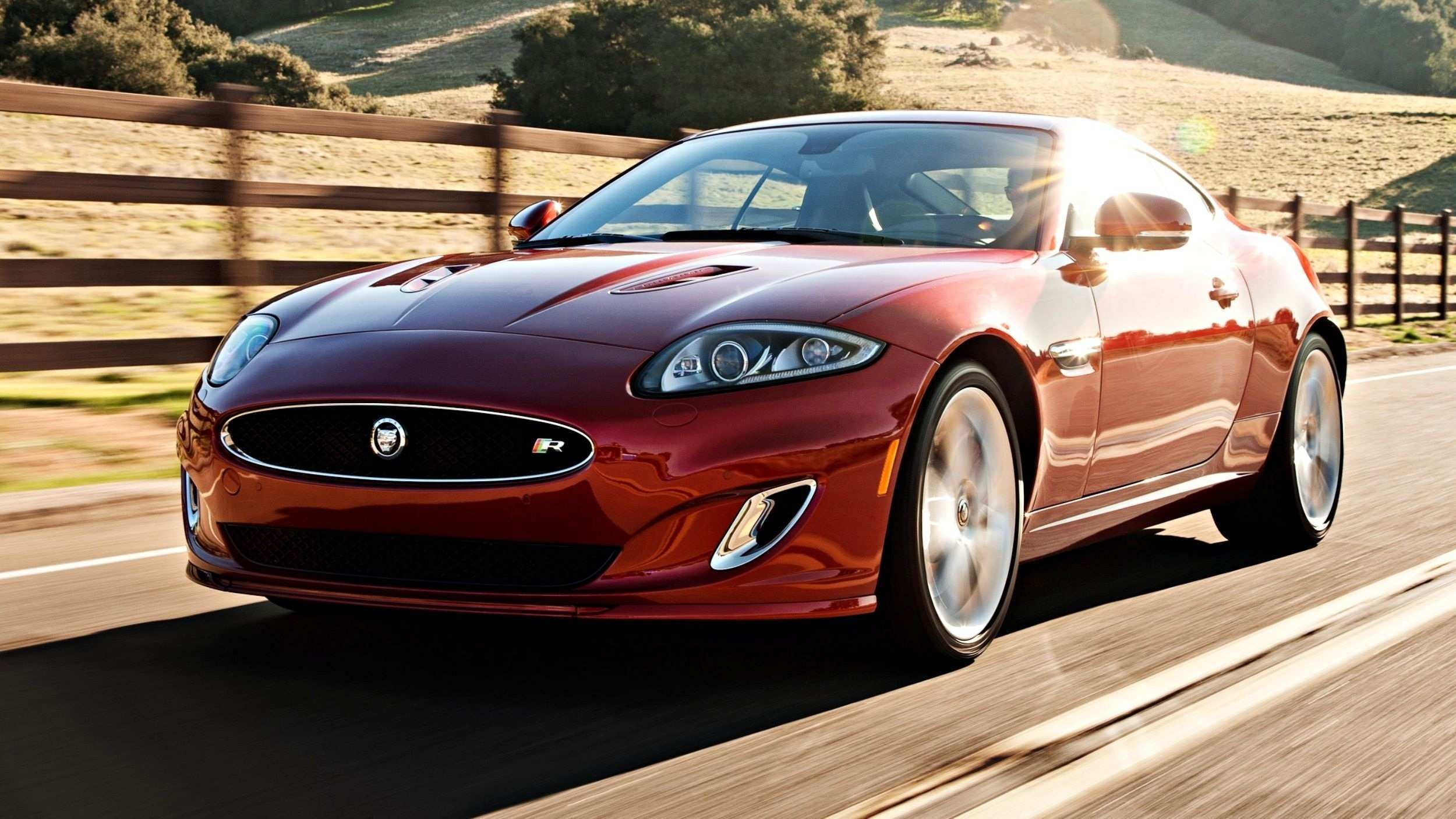 77 The 2020 Jaguar XK Review