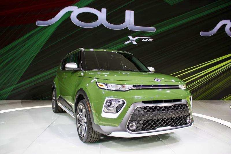 77 The 2020 Kia Soul All Wheel Drive Pricing