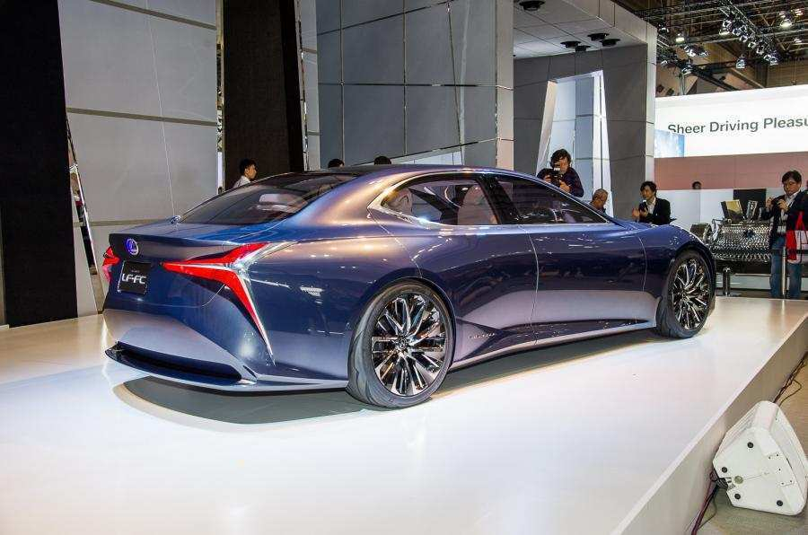 77 The 2020 Lexus LF LC Overview