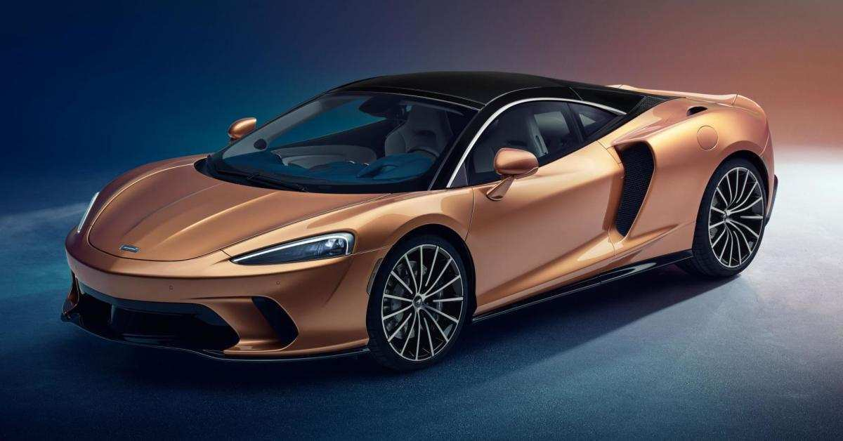 77 The 2020 McLaren 570S Coupe Speed Test