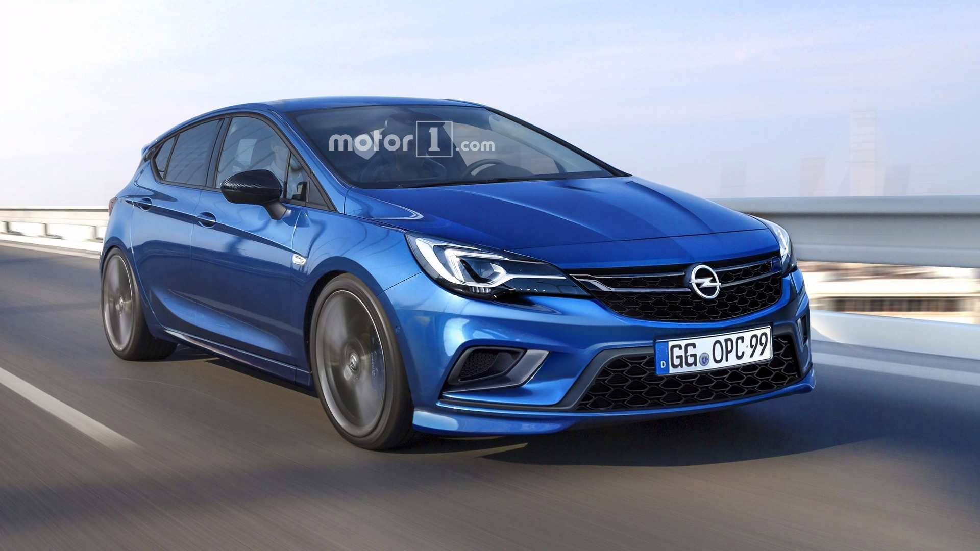 77 The 2020 New Astra Model