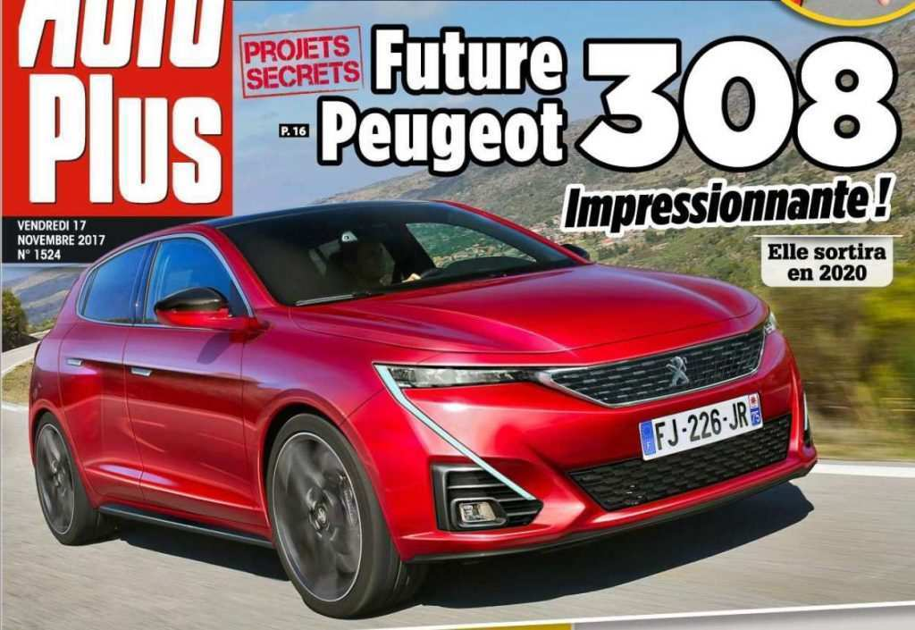 77 The 2020 Peugeot 308 Review