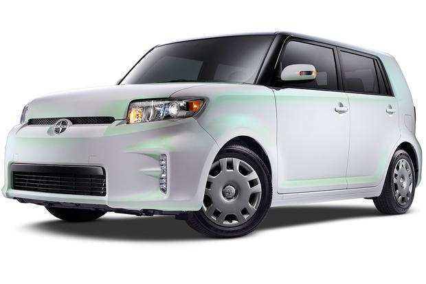 77 The 2020 Scion XB Interior