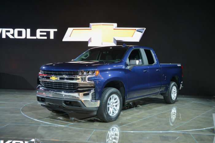 77 The 2020 Silverado 1500 Diesel Interior