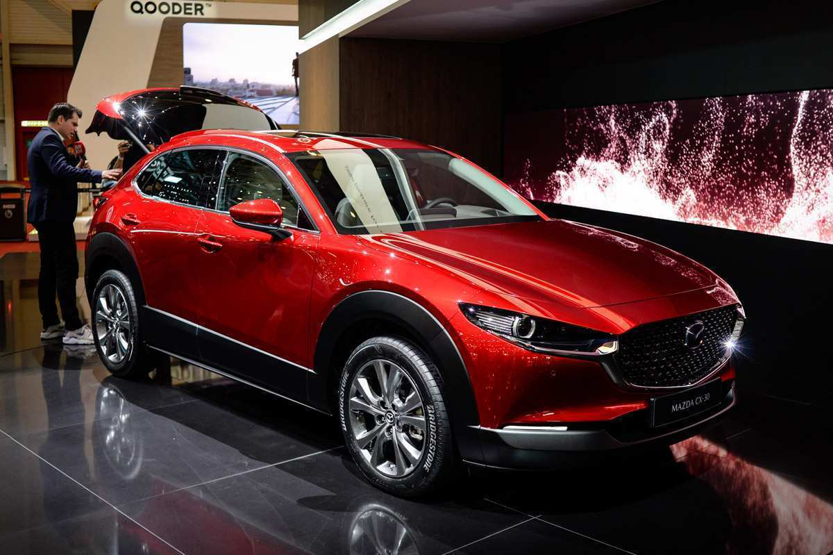 77 The All New Mazda Cx 3 2020 Overview