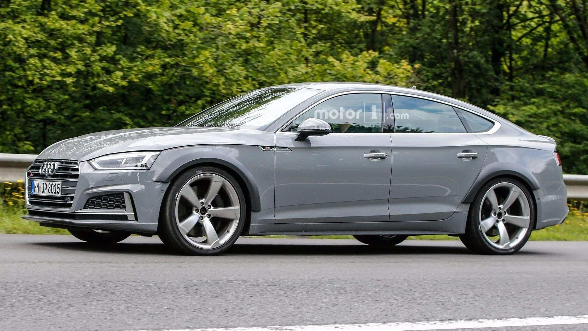 77 The Audi S52019 Spesification